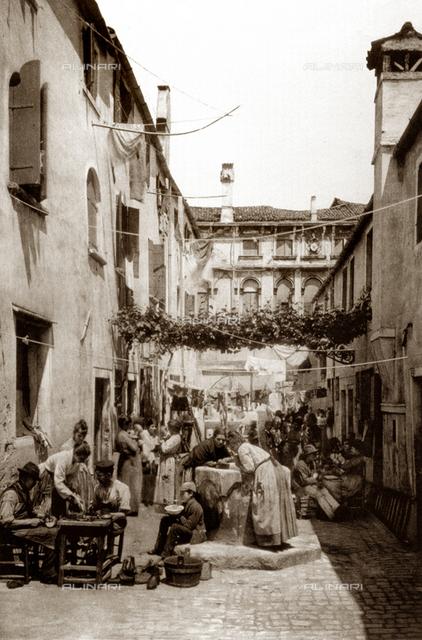 A venetian calle