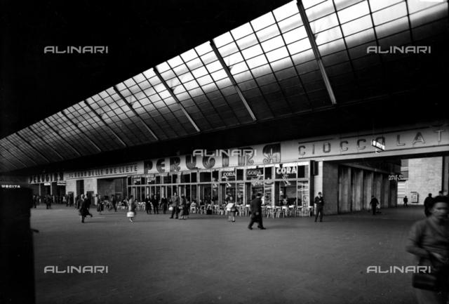 Store Perugia in San Frederico Gallery, Railway Station Porta Nuova, Turin