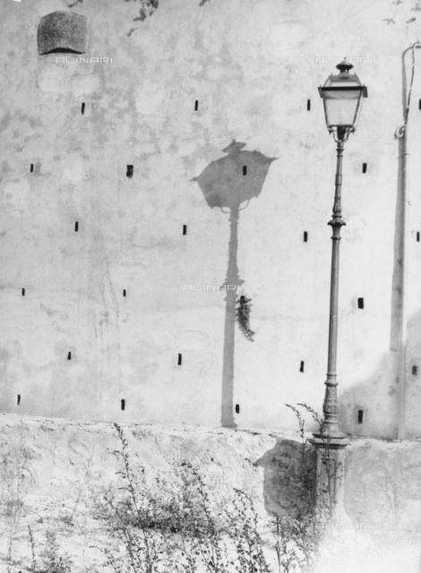 A corner of the square of St. Erasmus in Porto Ercole in Monte Argentario