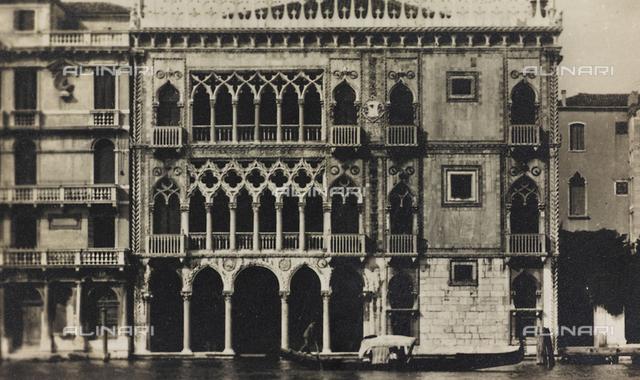 Ca' d'Oro, Venice