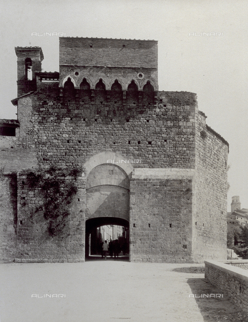 Porta San Giovanni, San Gimignano