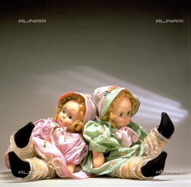 'Googlie' dolls