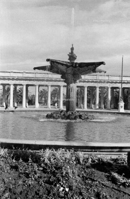 Sele Fountain, Piazza Cavour, Foggia