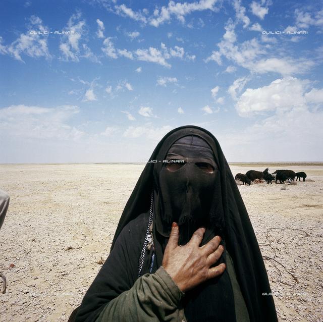 Saudi Arabia. Nomad women