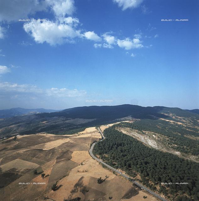 Landscape in Lucania