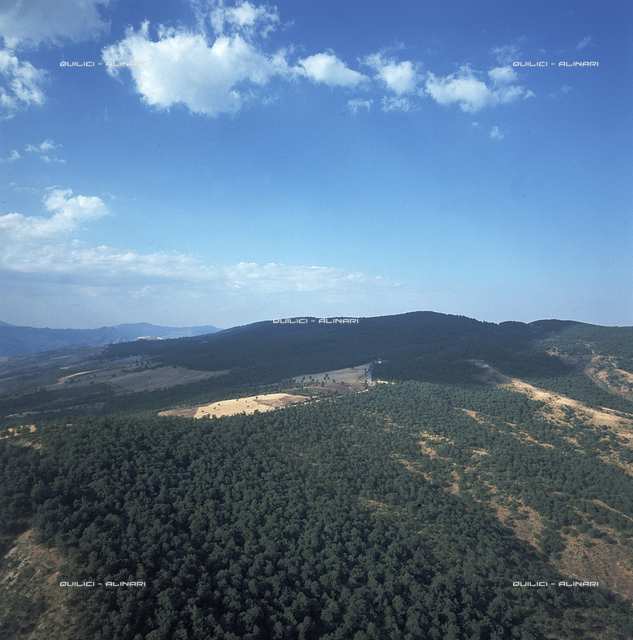 Lucania landscape