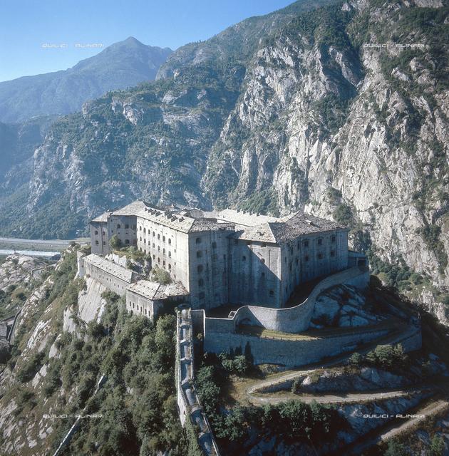 Castle, Bard, Aosta