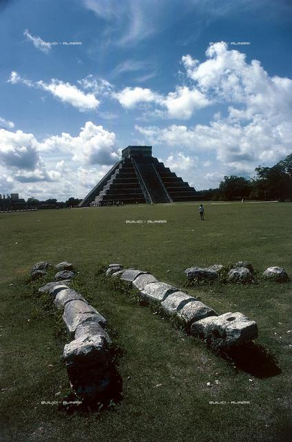 Pyramid of Kukulcan, Chichen Itza