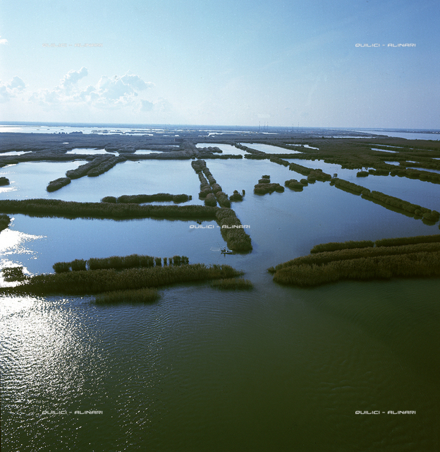 Estuaries of the Po