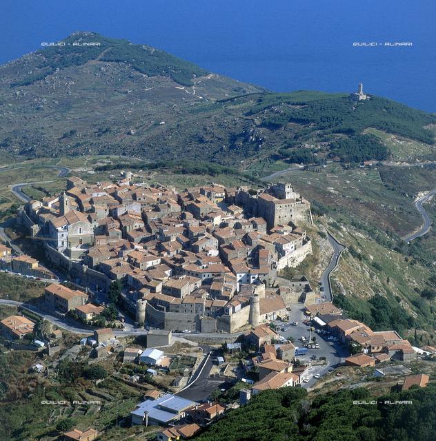 Giglio Castle, Giglio Island