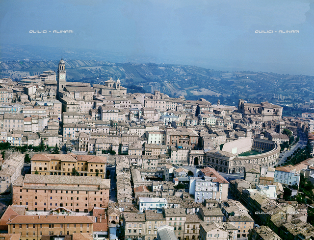 View of Macerata