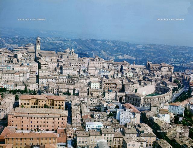 View of Macerata