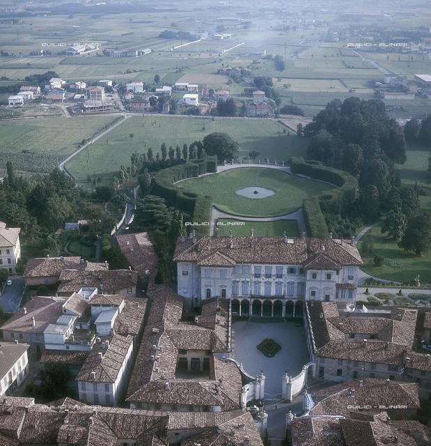 View of Villa Belgioioso, Merate, Brianza