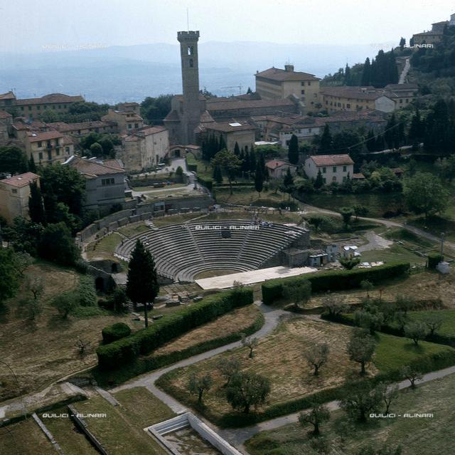 Roman Theater, Fiesole, Florence