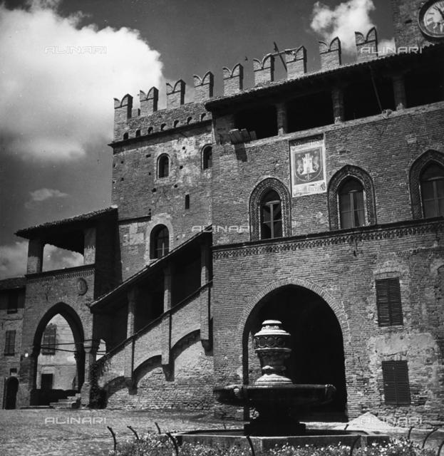 Palazzo Pretorio, Castell'Arquato
