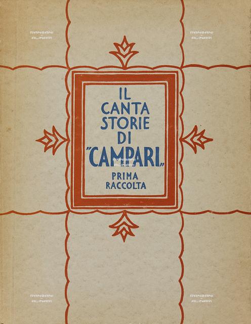 """Pages of """"Tullio d' Albissola, L' Anguria lirica"""", Edizioni Futuriste di Poesia, Private Collection, Milan"""