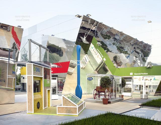 Expo 2015-Cluster del Riso