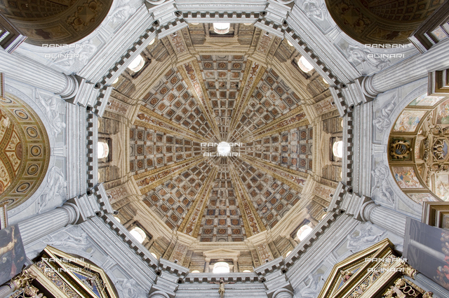 Milano, Santa Maria della Passione, Cupola del Lombardino