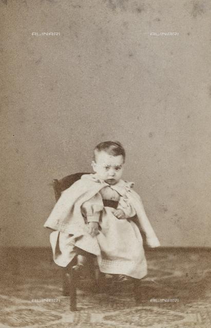 Portrait of infant