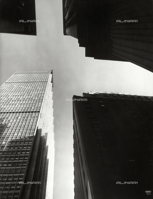 Skyscraper in New York