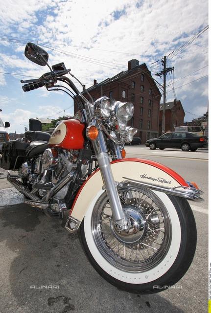 Harleys Davidson, Portland
