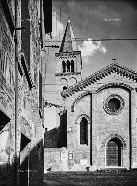 The Church of St. Gregory the Great in Ferrara