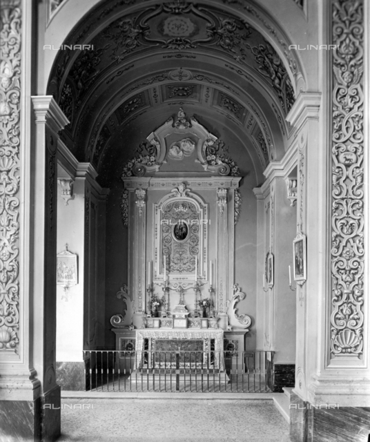 Chapel of the Church of Budrio, Bologna