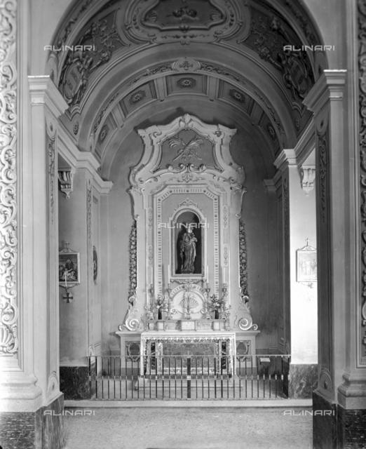 Chapel of Virgin of the Church of Budrio, Bologna