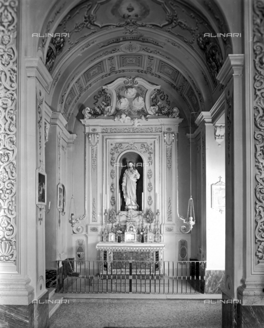 Chapel of Sacred Heart of the Church of Budrio, Bologna