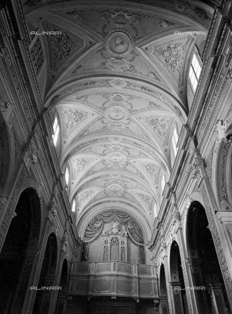 Ceiling of the Church of Budrio, Bologna