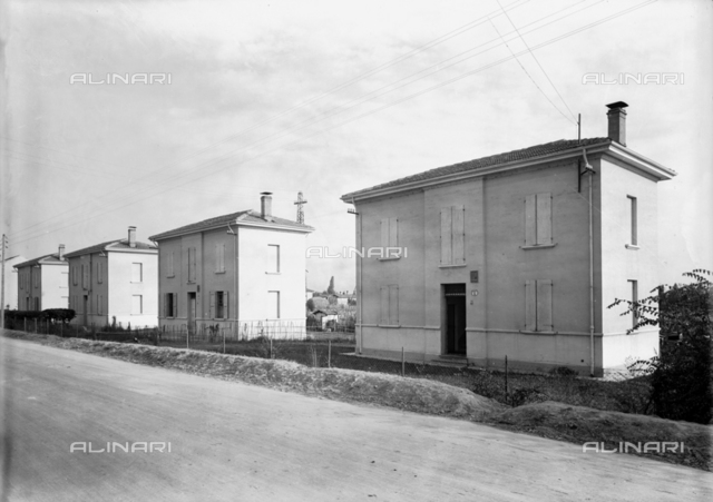 Houses of the Workers in Molinella