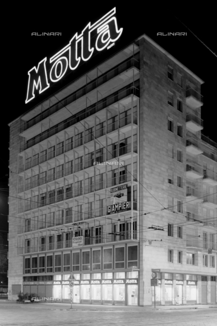 The Motta store on Piazzale Loreto in Milan
