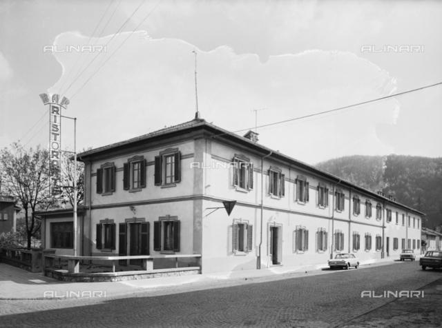S.M.I.: view of a Bar-Restaurant in Campo Tizzoro, San Marcello Pistoiese