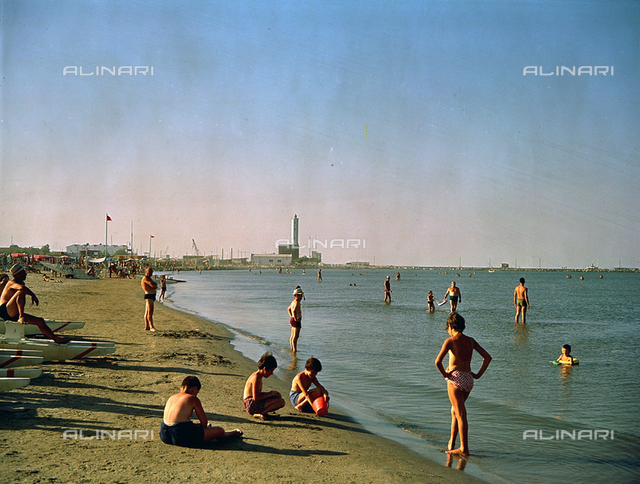 The Ravenna beach