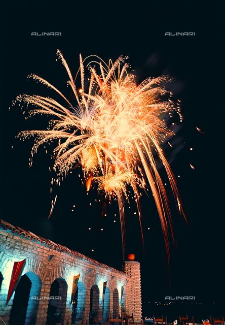 Adriatur, fireworks