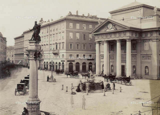 Old Stock Exchange Building, Trieste
