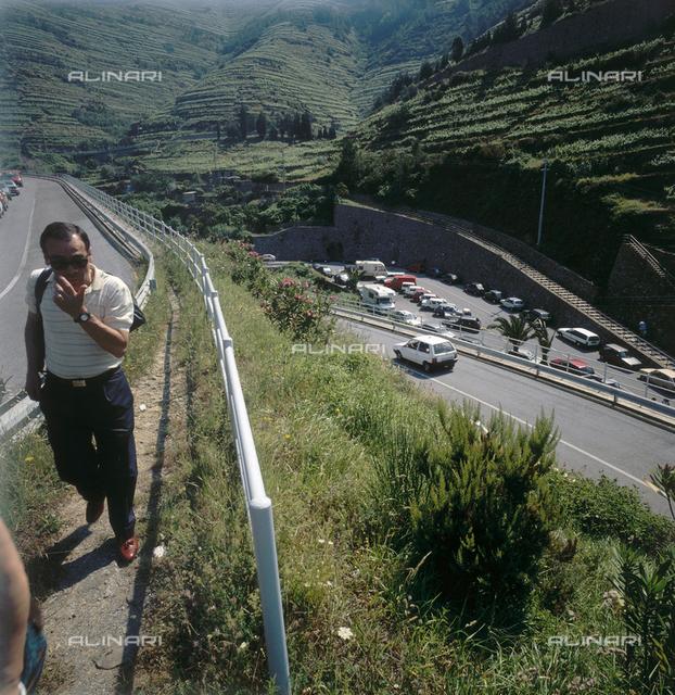 Road near Maccarola