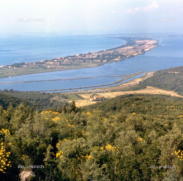 The Lagoon of Orbetello